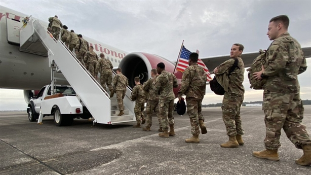 Đức không thất vọng khi Mỹ chuyển quân đến Ba Lan?