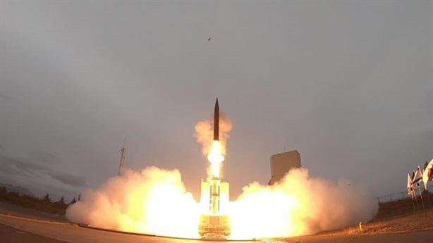 Động cơ mới giúp Arrow 3 đánh chặn ngoài vũ trụ