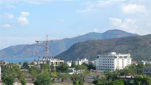 Khánh Hòa kiểm tra các dự án trên núi Cù Hin