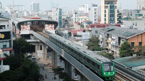 Đường sắt Cát Linh - Hà Đông chưa biết ngày chạy thử