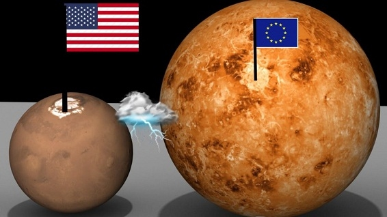 EU đã sẵn sàng trả đòn với Mỹ