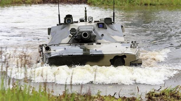Tăng nhảy dù Sprut-SD đủ sức đánh bại Abrams và Merkava
