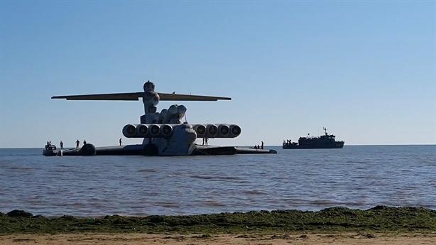 Nga quyết định số phận của Ekranoplan