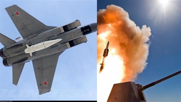 Mỹ đủ sức khiến Kinzhal không thể khai hỏa