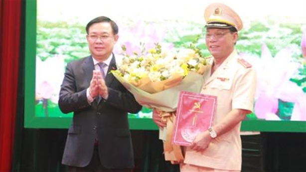 Lời khẳng định của Tân Giám đốc Công an TP.Hà Nội