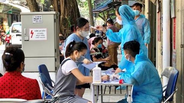 Dịch Covid-19 trở lại: Hà Nội chia sẻ thông tin tích cực