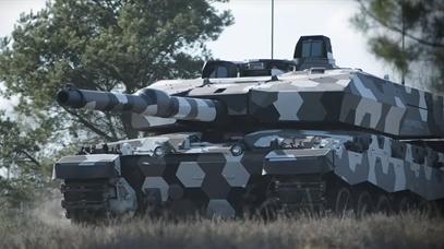 Ra mắt Challenger 2 mang pháo 130 mm 'vượt T-14 Armata'
