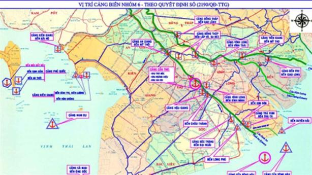 Hệ thống giao thông sau 10 năm đột phá chiến lược