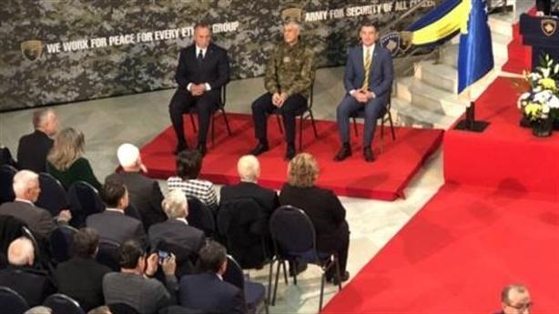 Kosovo luật hóa bảo vệ tội phạm chiến tranh:Vết nhơ tự sạch?