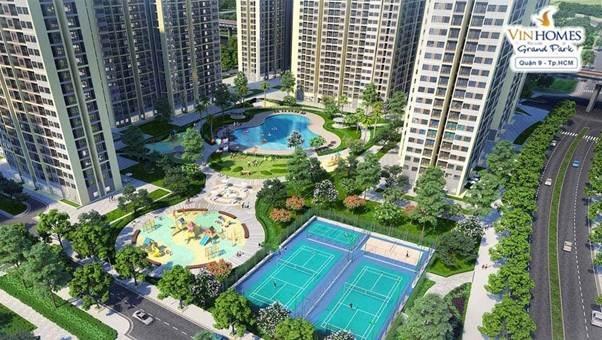 5 dự án chung cư cao cấp Vingroup sang trọng bậc nhất