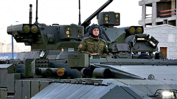 Armata vượt mọi xe chiến đấu Mỹ