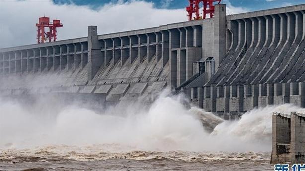 Trung Quốc nói đập thủy điện giảm khô hạn: Phản bác thẳng