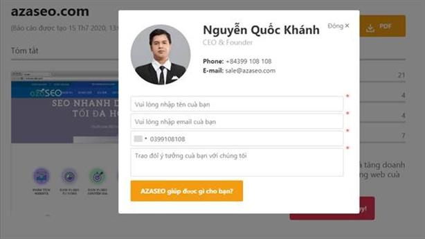 SEO tự động - Lợi ích cho kinh doanh trực tuyến