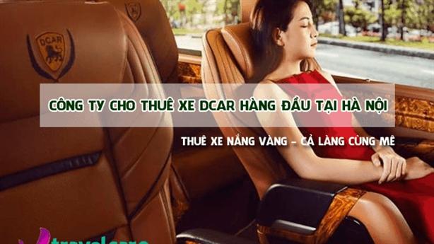 Đơn vị cho thuê xe ôtô uy tín, rẻ tại Hà Nội