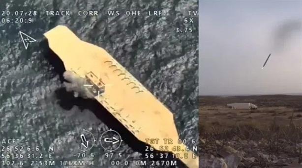 Iran dùng bản sao RQ-170 tấn công 'tàu sân bay' Mỹ