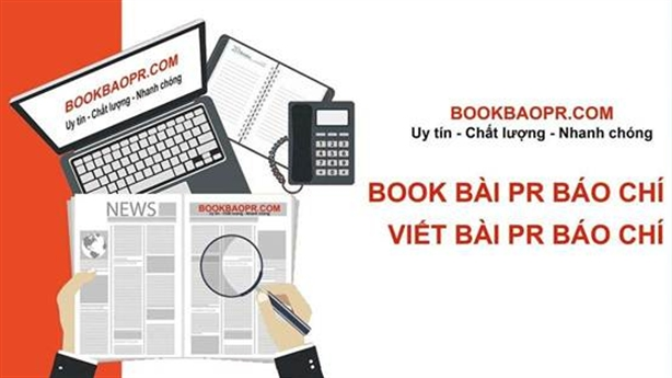 Bookbaopr.com - Đơn vị Agency book báo PR uy tín, chất lượng