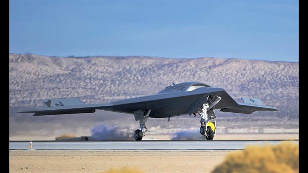 Nga khiến X-47B Mỹ hụt hơi