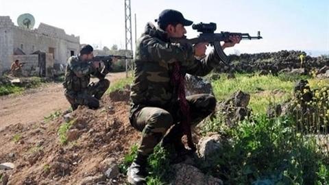 Đặc nhiệm Syria tấn công trạm trinh sát điện tử Israel?