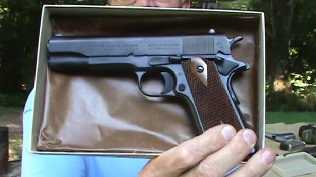 Súng phòng thân của Mỹ: Colt 1911
