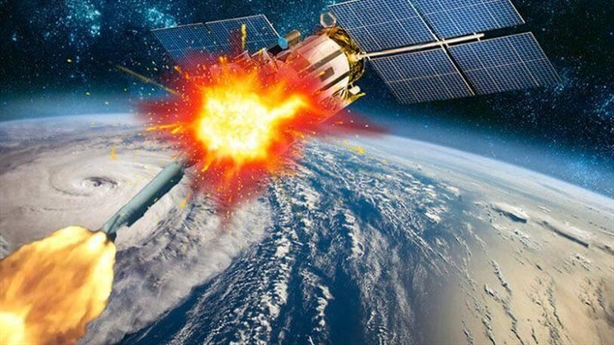 Mỹ có bằng chứng Nga thử vũ khí chống vệ tinh