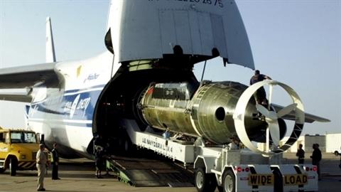An-124 Nga thực hiện chuyến bay bí ẩn tới Libya