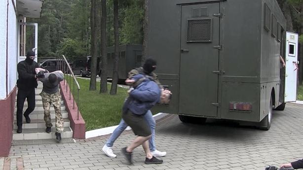 Belarus bắt 33 người Nga: Cảnh báo trả giá đắt từ Moskva  Belarus bắt 33 người Nga: Cảnh báo trả giá đắt từ Moskva