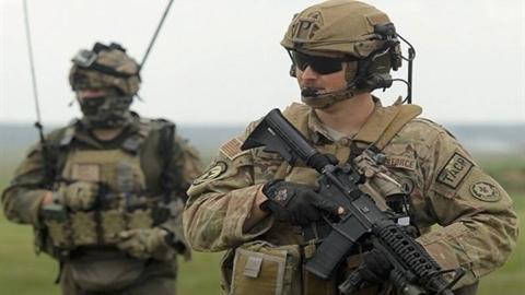 Quân đoàn 5 Mỹ đã tới Ba Lan