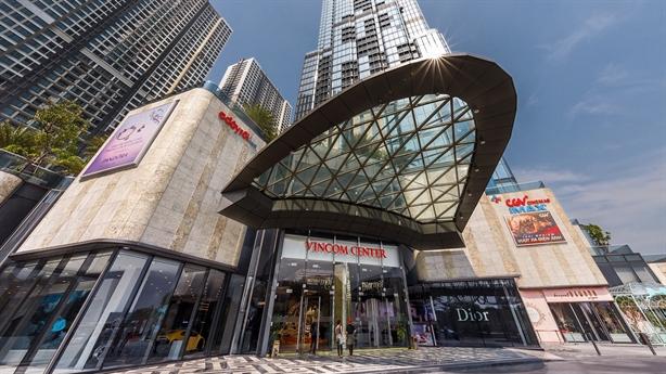 Vinhomes, Vincom Retail tiếp tục là thương hiệu BĐS dẫn đầu VN