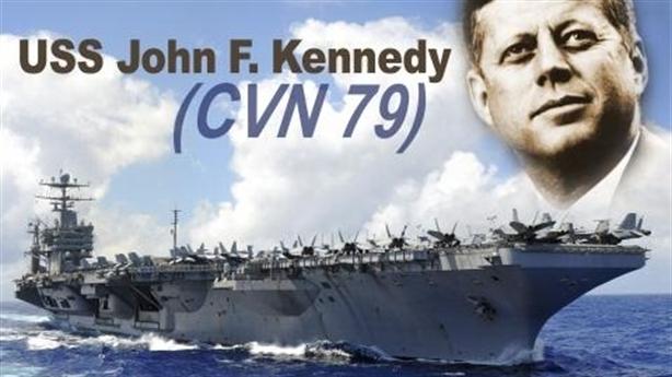 Muốn tàu John F.Kennedy mang được F-35C, Mỹ phải bơm thêm tiền