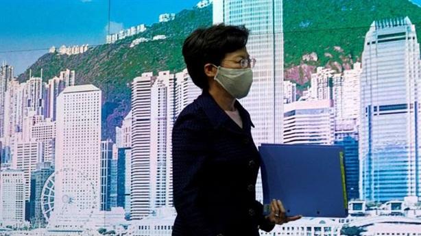 Trừng phạt quan chức Hongkong, Mỹ gia tăng căng thẳng
