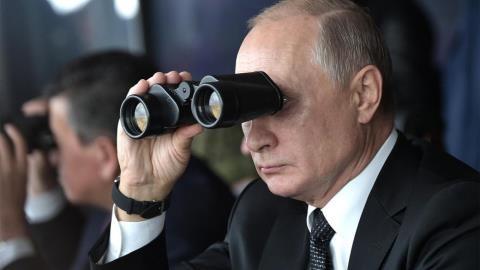 Nga: Muốn hòa bình, hãy chuẩn bị chiến tranh!