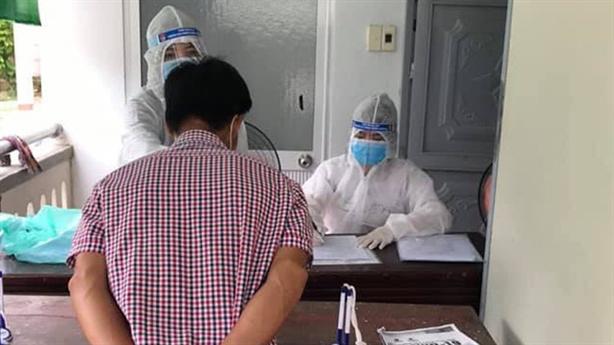 Nhân viên y tế không cách ly tại nhà: 'Không cố tình'