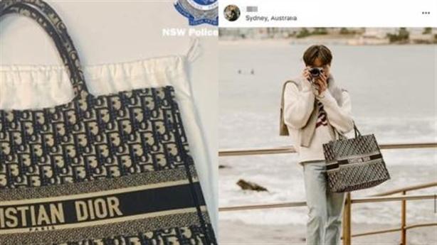 Du học sinh Việt tại Úc trộm túi hàng hiệu, khoe Facebook