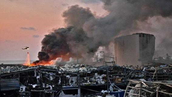 Vụ nổ ở Beirut: Vì sao mũi dùi nhắm vào Hezbollah?
