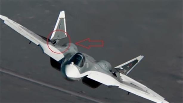Chuyên gia chê... cánh đuôi của Su-57