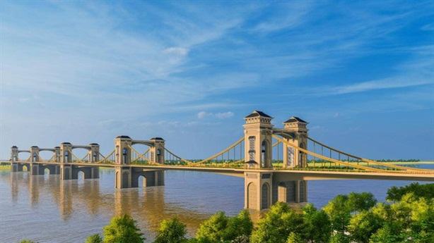 Hà Nội sẽ xây cầu Trần Hưng Đạo vượt sông Hồng