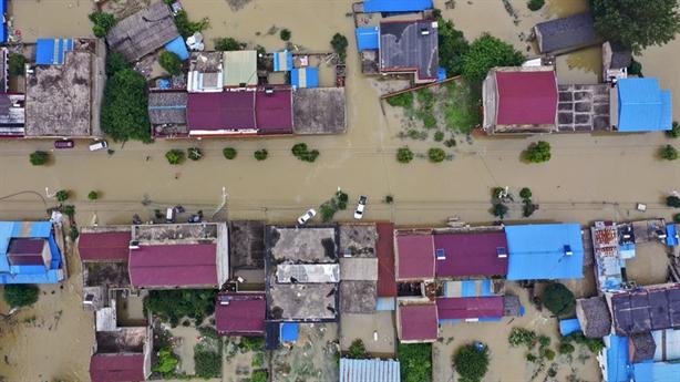 Mưa lũ ở Trung Quốc: Điều tồi tệ chưa kết thúc
