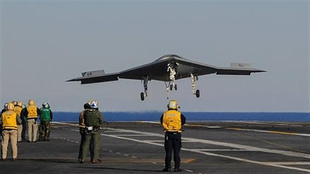 X-47B bị cắt khả năng tấn công