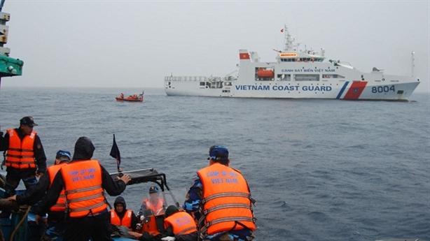 Nhật đóng 6 tàu tuần tra cho Cảnh sát biển Việt Nam
