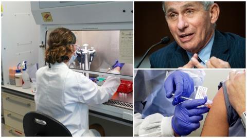 Nga tự hào với Vaccine Sputnik-V, Mỹ-Phương tây nhiễm