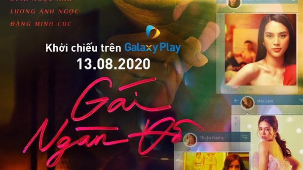 Phim bộ Độc Quyền 'Gái Ngàn Đô' trên Galaxy Play