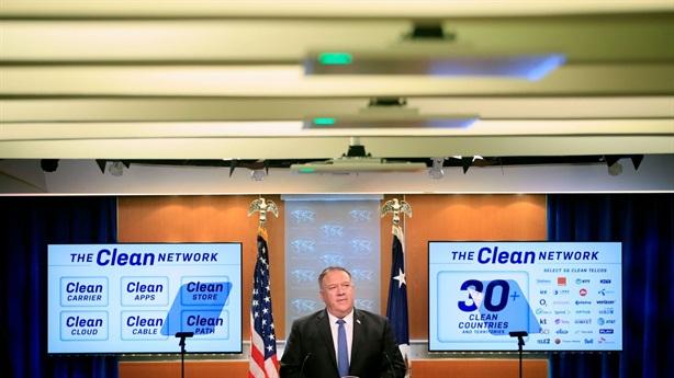 Clean Network Program- 5 mũi giáp công nghẹt thở với Trung Quốc