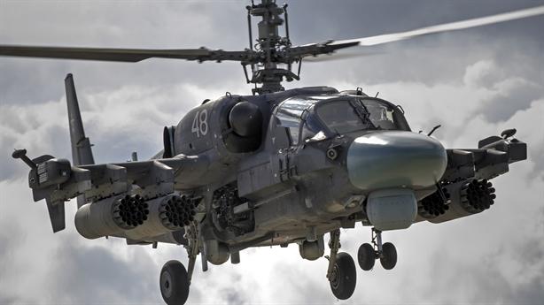 Ka-52M có đòn diệt tăng xa gấp 4 lần Apache