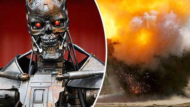 'Robot sát thủ nguy hiểm hơn vũ khí hạt nhân'