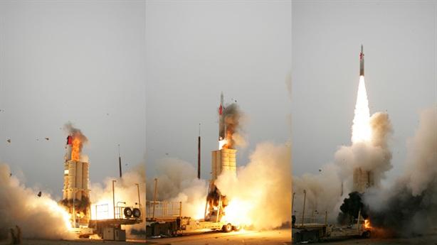 Mỹ mua Arrow 2 của Israel sửa lỗi Patriot