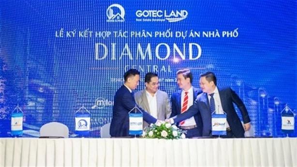 Chuyện ít biết về dự án Diamond Central của Gotec Land