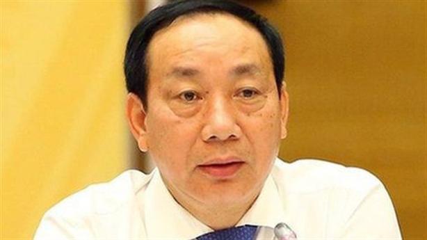 Bắt tạm giam ông Nguyễn Hồng Trường