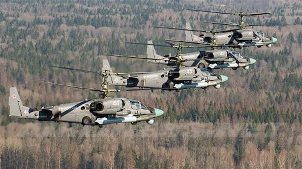 Ka-52 soán ngôi trực thăng Mỹ