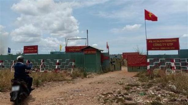 Chuyển công an điều tra sai phạm tại KCN Phong Phú