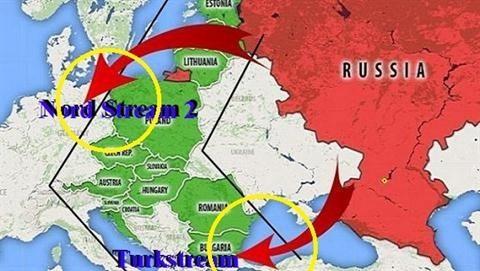 EU đồng loạt phản đối trừng phạt Nord Stream-2: Mỹ thay đổi?